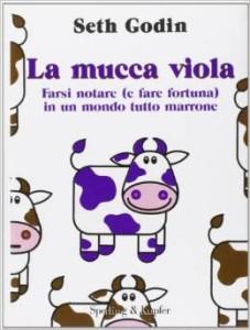 mucca viola